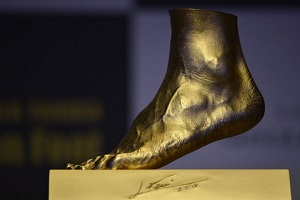 Złota stopa Messiego za… 4 miliony euro!