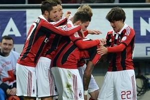 Milan strzelał gole w 15 z 17 spotkań na wyjeździe
