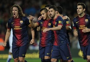 Bez straty gola przed Milanem: FC Barcelona 2-0 Deportivo