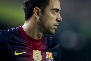 Xavi: Kompas Barçy na Milan