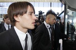 AC Milan już w Barcelonie