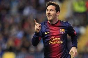 Messi chce zostać najlepszym strzelcem w Europie