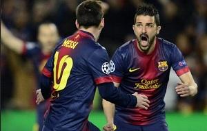Messi wyprzedził Van Nistelrooya