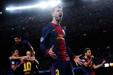 Historyczna remontada: FC Barcelona 4-0 AC Milan