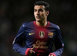 Bez Pedro w pierwszym spotkaniu 1/4 finału