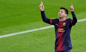 Messi: Jak się cieszę!
