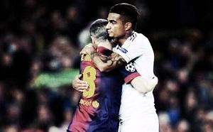 Boateng: Iniesta najlepszy na świecie