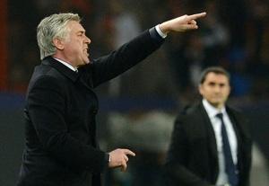 Ancelotti widzi Barçę, jako faworyta