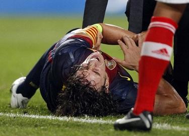 Carles Puyol operowany!