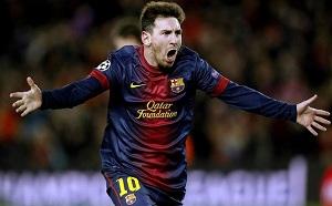 Messi: Gram w Play Station z ludźmi z całego świata
