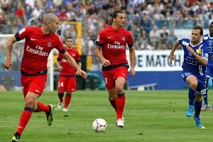 PSG zagra z Saint Etienne