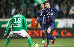 PSG zremisowało z Saint-Etienne (2-2)