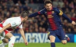 Crack meczu Barça – Rayo
