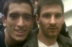 Messi i Mascherano już w Argentynie