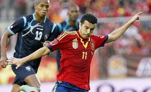 Pedro goni Müllera, Ronaldo i Kluiverta