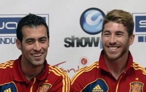 Busquets: W Barçy chciałbym Sergio Ramosa