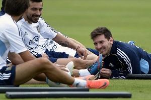 Hołd dla Messiego od AFA i kibiców Argentyny