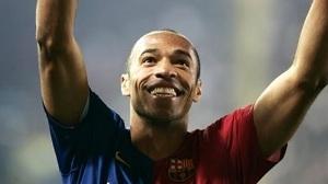 Bramki legendy – Thierry Henry