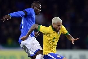 Brazylia remisuje z Włochami