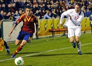 Tello bohaterem reprezentacji Hiszpanii U21