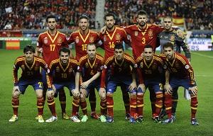 Hiszpania zremisowała z Finlandią