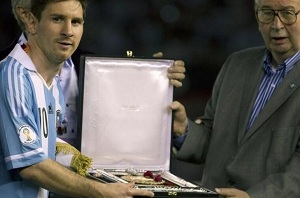Hołd dla Leo Messiego