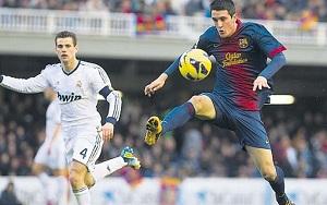 Barça B walczy z wirusem FIFA