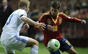 Jordi Alba nie zagra z PSG