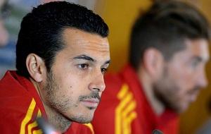 Pedro: Mam nadzieję, że Xavi zagra