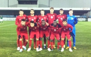 Gus Ledes zagrał dla reprezentacji Portugalii U21
