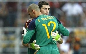 Valdés: Brakuje Casillasa