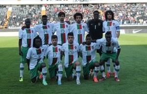 Cá i Ié zagrali dla reprezentacji Portugalii U20