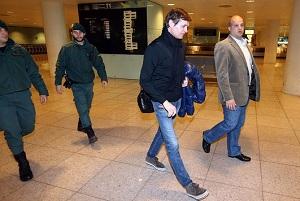 Tito Vilanova wrócił do Barcelony
