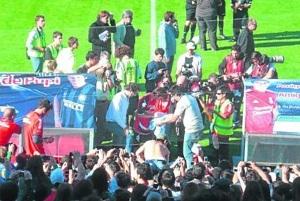 """FIFA mówi """"nie"""" dla meczu w Rosario"""