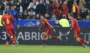 Pedro dał wygraną z Francją