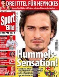 Barça ma już Hummelsa?