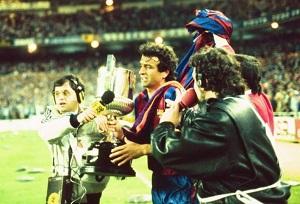 25 lat od triumfu na Santiago Bernabéu