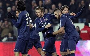 PSG wygrywa przed meczem z Barçą