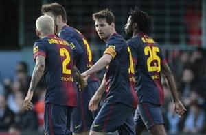 Kapitan Messi z kolejnymi rekordami