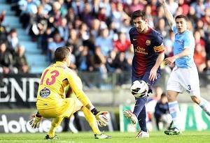 Statystyki z meczu z Celtą Vigo