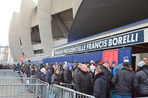 Bilety na mecz Barça – PSG nawet po 1800 euro