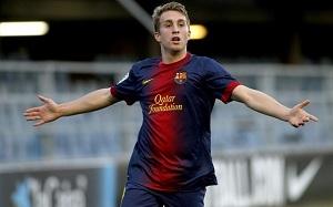 Barça B nie radzi sobie bez Deulofeu