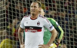 Barça koszmarem Milanu