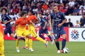 Ibrahimović zagra w dwumeczu z Barçą? UEFA zadecyduje