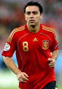 Xavi będzie mógł zagrać z Francją