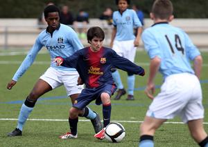 Sekcja Infantil A zagrała z West Ham i City