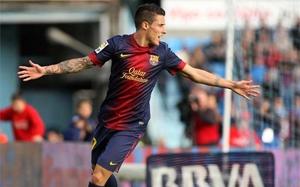Crack meczu Celta-Barça