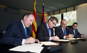 FC Barcelona i Katalońska Federacja Piłkarska podpisały umowę o współpracy