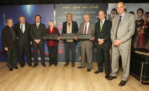 """Autorzy """"Cant del Barça"""" wyróżnieni"""