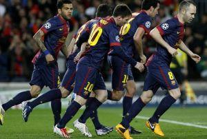 Barça wybiegała zwycięstwo